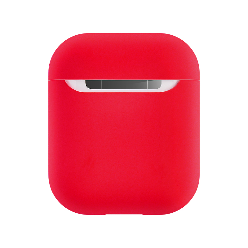 COTEetCI Airpods Liquid Silicone Case Red (CS8135-RD)