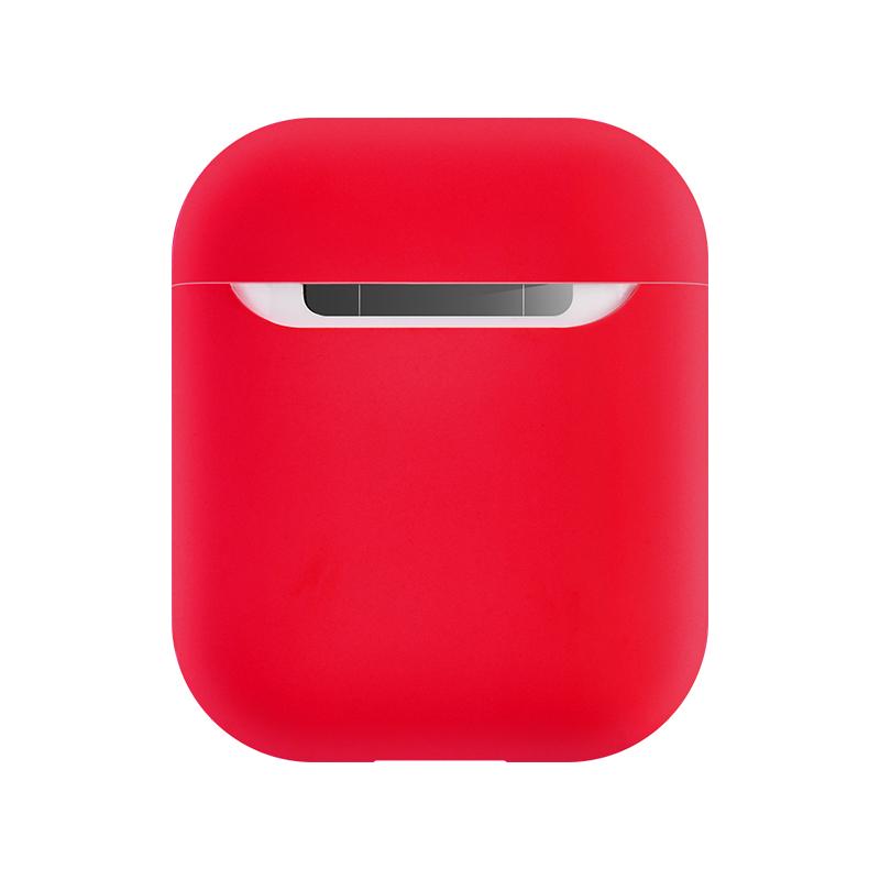 COTEetCI Airpods Liquid Silicone Case Red (CS8135-RD)