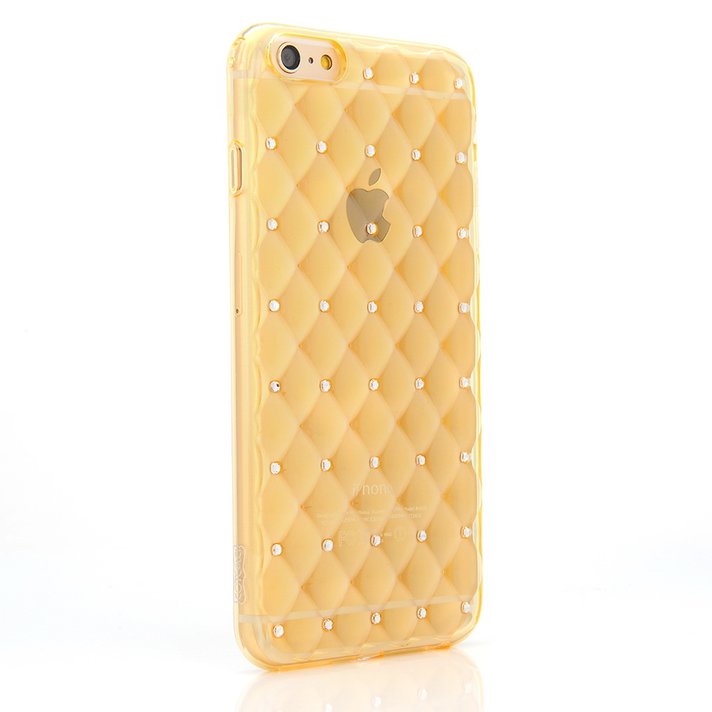 COTEetCI Shiny Case for iPhone 6/6S Gold (CS2090-CE)