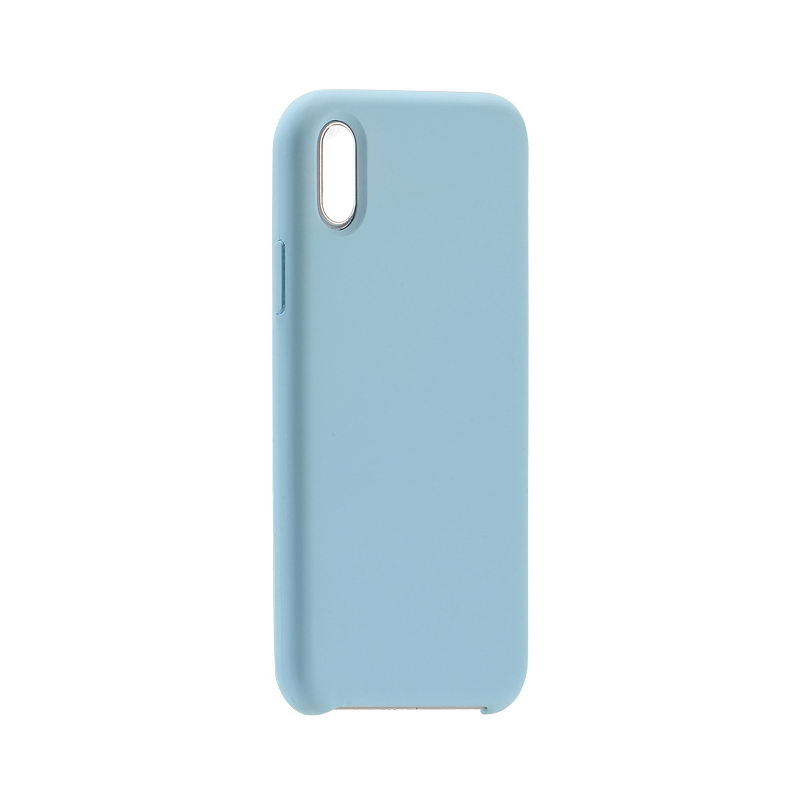 COTEetCI Silicon Case for iPhone X/XS Light Blue (CS8012-LB)