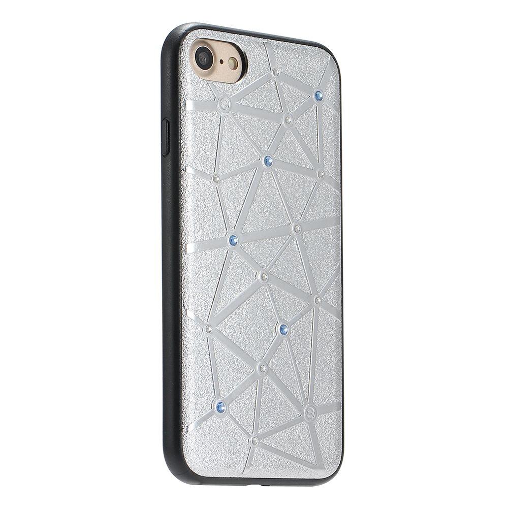 COTEetCI Star Diamond Case iPhone 7/8/SE 2020 Silver (CS7032-TS)