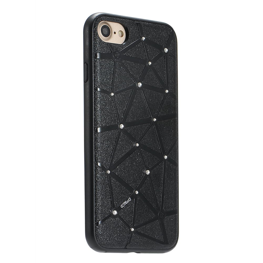 COTEetCI Star Diamond Case iPhone 7/8/SE 2020 Black (CS7032-BK)