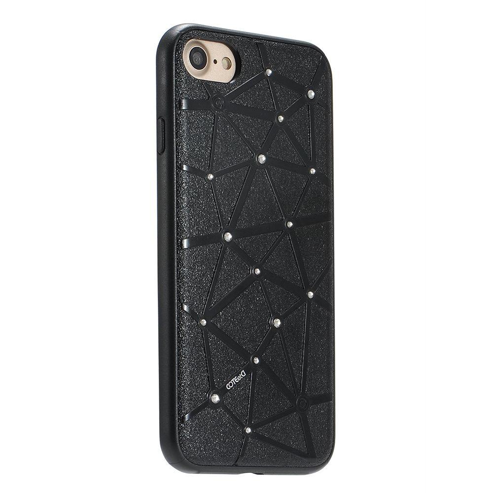 COTEetCI Star Diamond Case iPhone 7/8/SE 2020 Black (CS7032-BK)