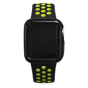 COTEetCI TPU Black Case for Apple Watch 3/2 42mm (CS7041-LK)