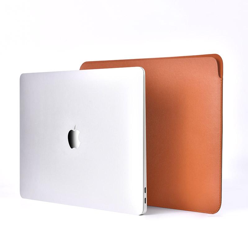 "COTEetCI Ultra-thin PU Case For Macbook 13"" Brown (MB1018-BR)"