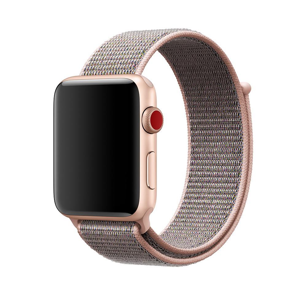 COTEetCI W17 Apple Watch Magic Tape Band 42/44mm Pink (WH5226-PK)