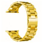 COTEetCI W26 Steel Band Gold for Apple Watch 38mm/40mm (WH5239-GD)
