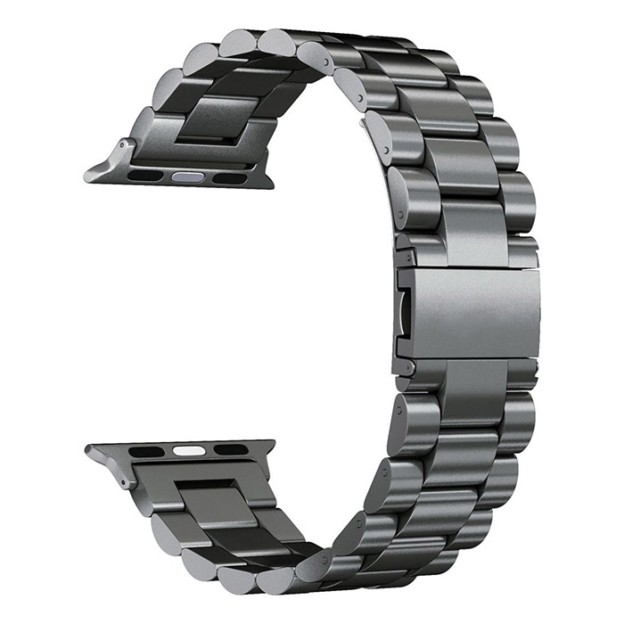 COTEetCI W26 Steel Band Black for Apple Watch 42mm/44mm (WH5240-BK)