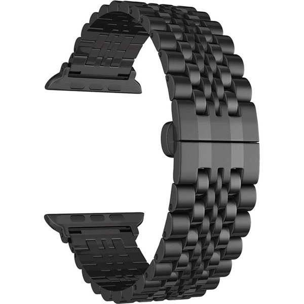 COTEetCI W27 Steel Band Black for Apple Watch 38mm/40mm (WH5241-BK)