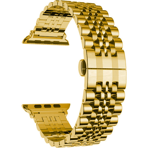 COTEetCI W27 Steel Band Gold for Apple Watch 42mm/44mm (WH5242-GD)