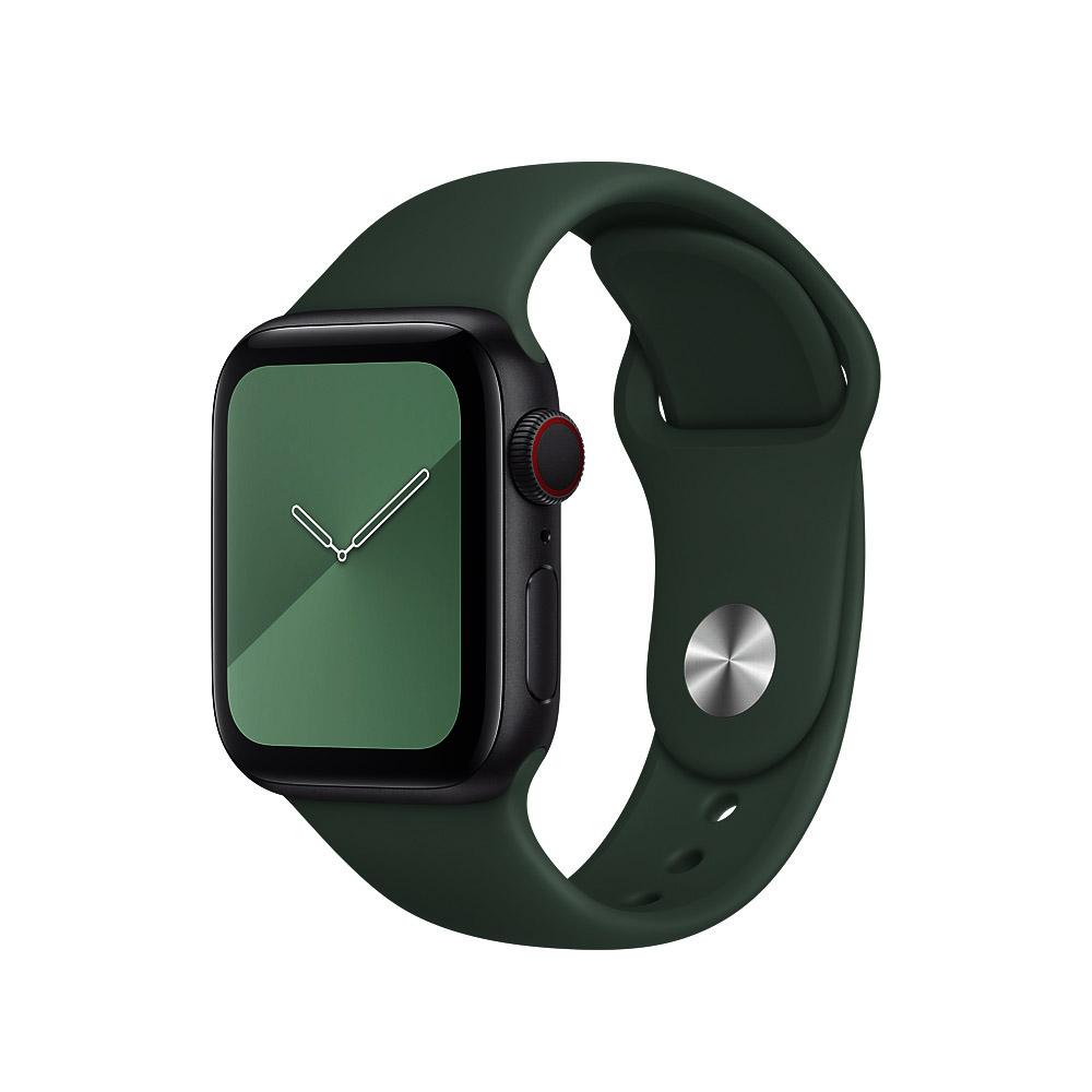 COTEetCI W3 Sport Band for Apple Watch 42/44mm Dark Green (CS2086-DG)