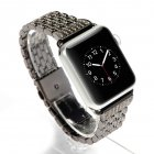 COTEetCI W4 Magnificent Watchband For Apple Watch 42mm Black (CS2088-BK)
