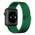 COTEetCI W6 Magnet Band for Apple Watch 42/44mm Green (WH5203-GR)