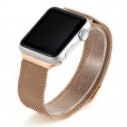 COTEetCI W6 Magnet Band for Apple Watch 42/44mm Rose Gold (WH5203-MRG)