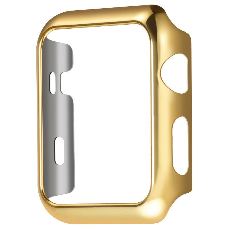 COTEetCI PC Case for Apple Watch 38mm Series 1-3 Gold (CS7045-CE)
