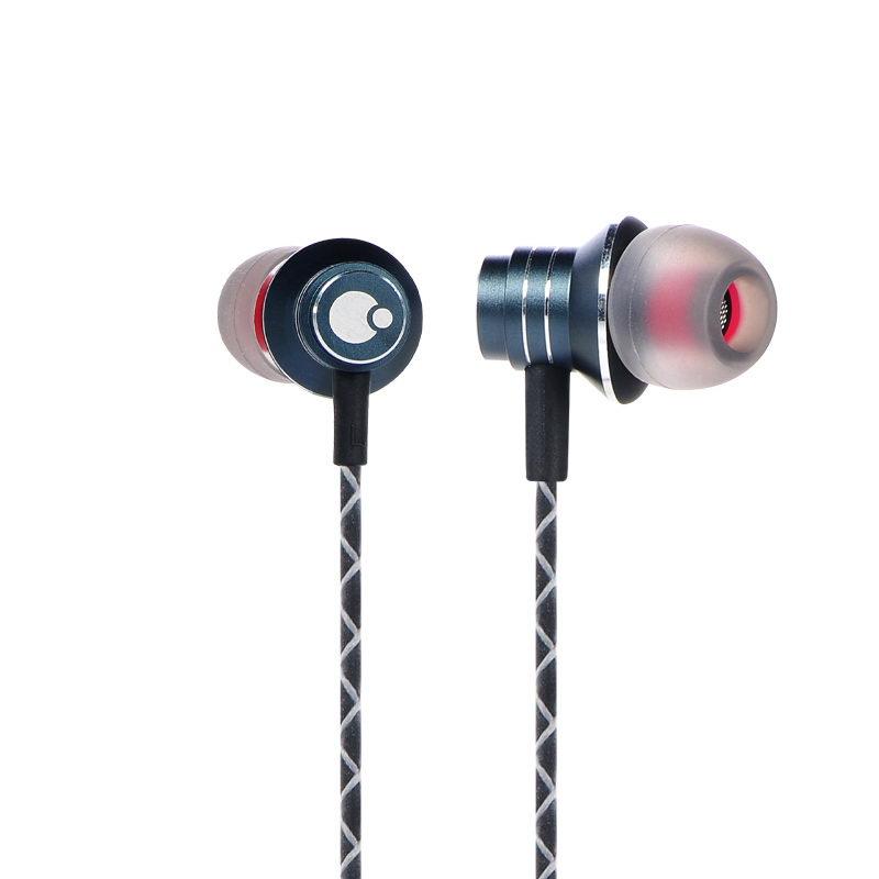 COTEetCI Earphones EH01-METAL Black (EH3010-GC)