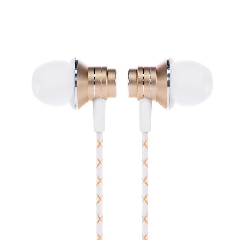 COTEetCI Earphones EH01-METAL Gold