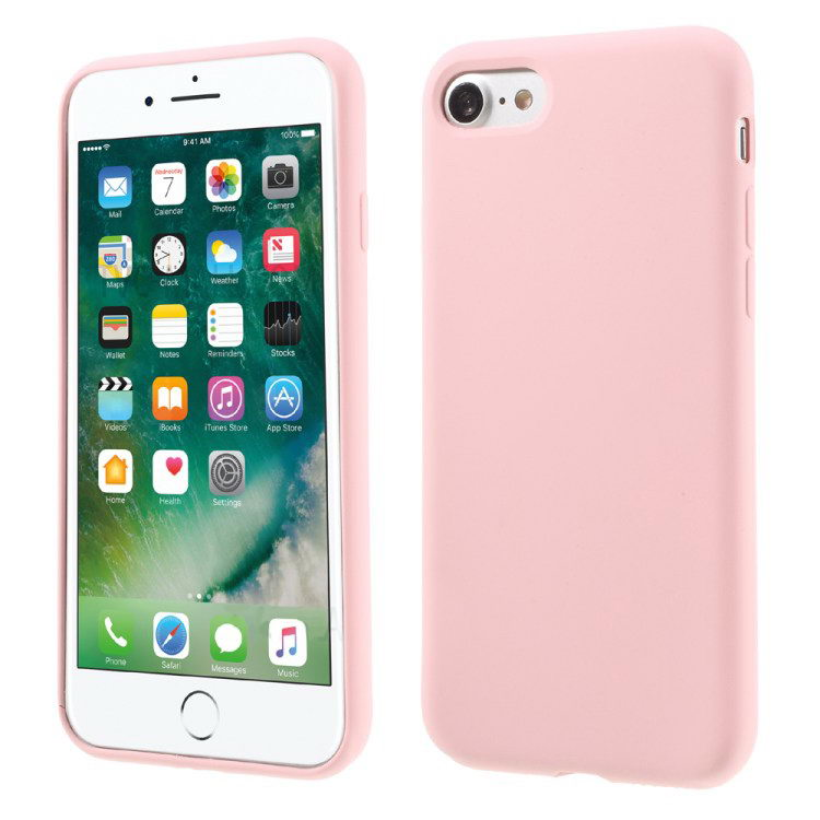 COTEetCI Silicone Case for iPhone 7/8/SE 2020 Pink