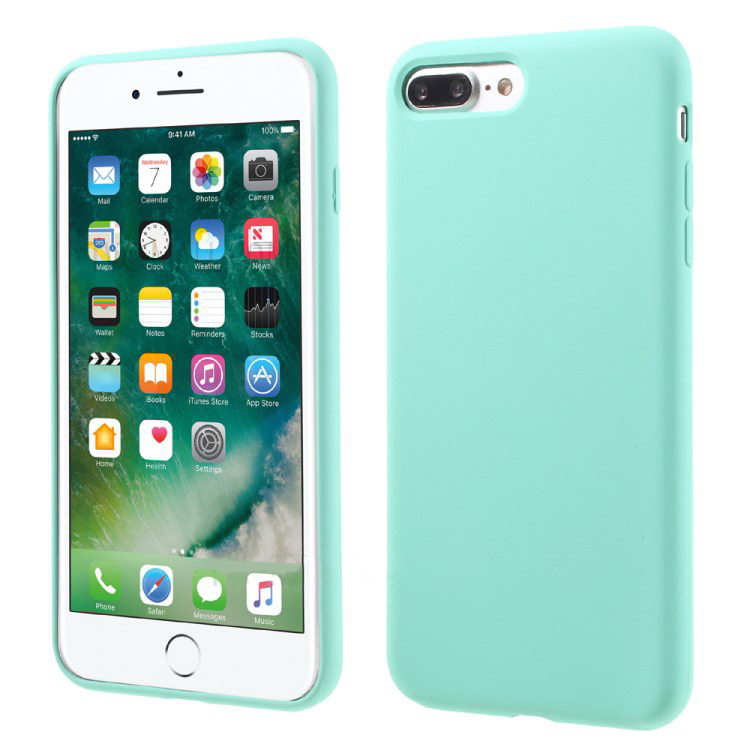COTEetCI Silicone Case for iPhone 7 Plus Green