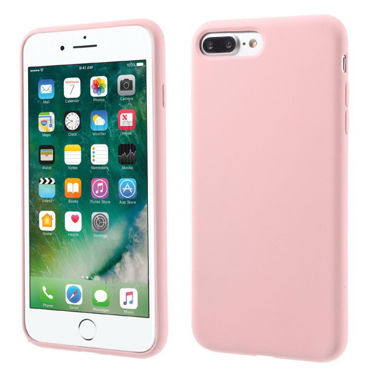 COTEetCI Silicone Case for iPhone 7 Plus Pink