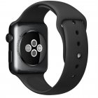 COTEetCI W3 Sport Band for Apple Watch 38/40mm Black (CS2085-BK)