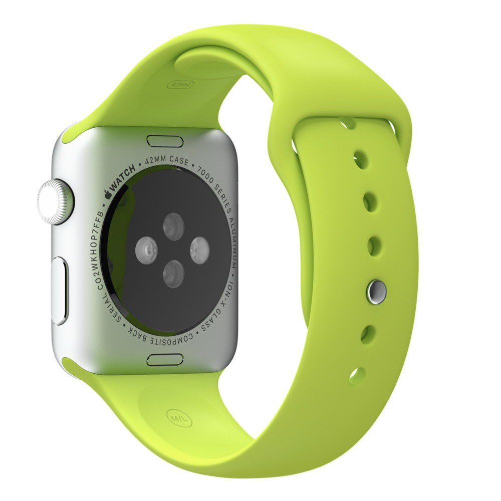 COTEetCI W3 Sport Band for Apple Watch 38mm Green