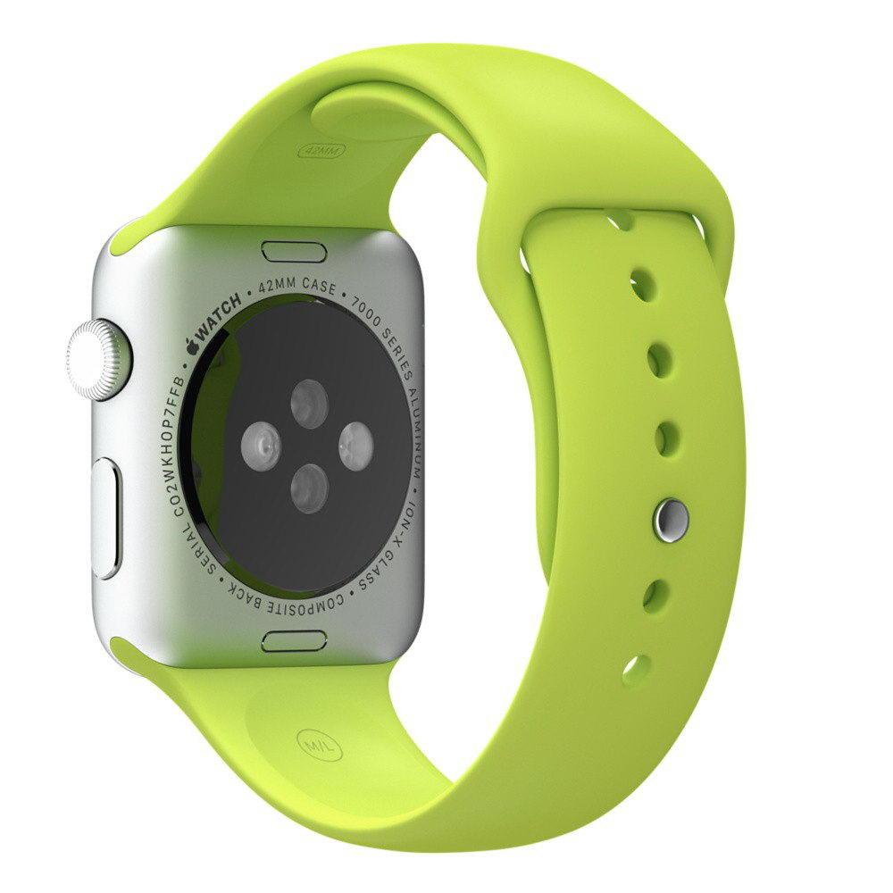 COTEetCI W3 Sport Band for Apple Watch 42mm Green (CS2086-GR)