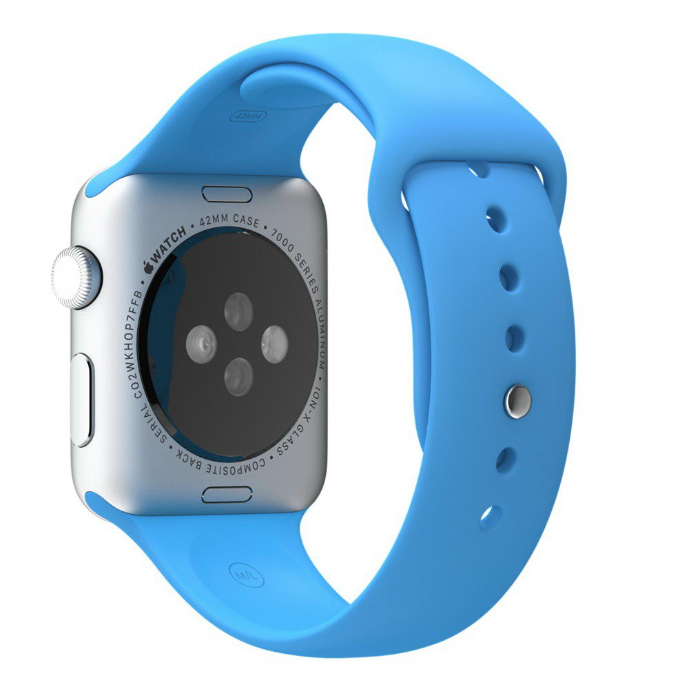 COTEetCI W3 Sport Band for Apple Watch 38/40mm Blue (CS2085-BL)