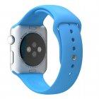 COTEetCI W3 Sport Band for Apple Watch 38/40mm Blue (CS2085-BL)
