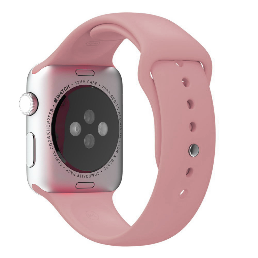 COTEetCI W3 Sport Band for Apple Watch 42mm Pink