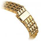 COTEetCI W4 Magnificent Watchband For Apple Watch 38mm Gold (CS2087-GD)