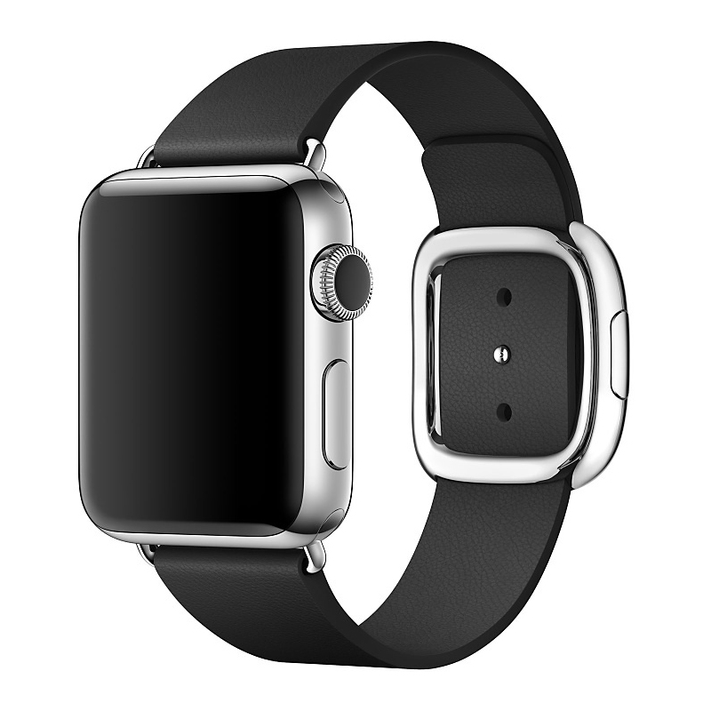 COTEetCI W5 Apple Watch Nobleman 38/40mm Black (WH5200-BK)