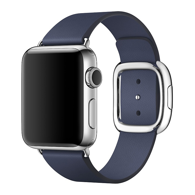COTEetCI W5 Apple Watch Nobleman 38/40mm Blue (WH5200-DB)