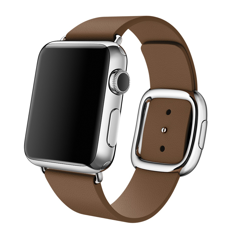 COTEetCI W5 Apple Watch Nobleman 38/40mm Brown (WH5200-BR)