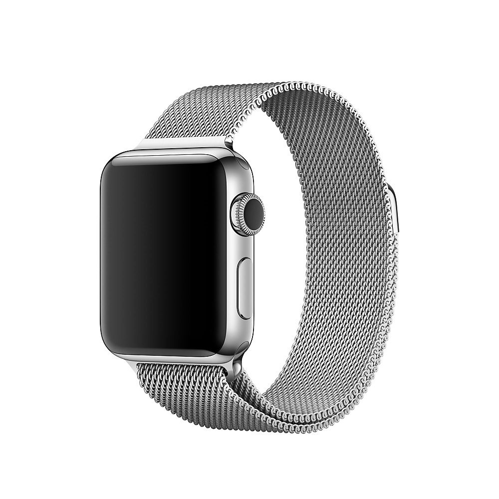 COTEetCI W6 Magnet Band for Apple Watch 42/44mm Silver (WH5203-TS)