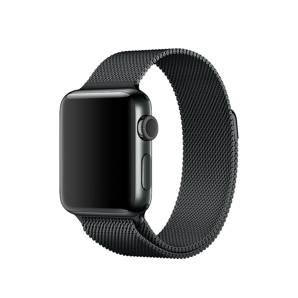 COTEetCI W6 Magnet Band for Apple Watch 38/40mm Black (WH5202-GC)