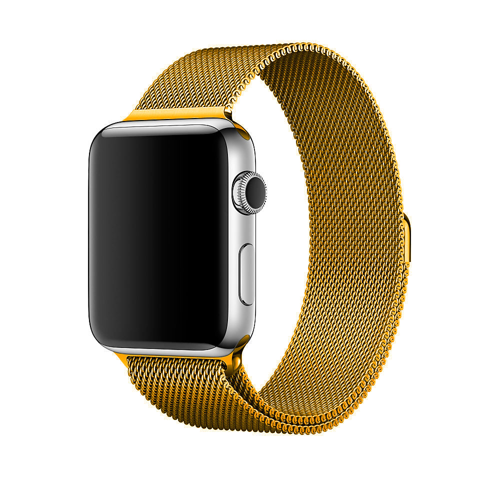 COTEetCI W6 Magnet Band for Apple Watch 42/44mm Gold (WH5203-GD)