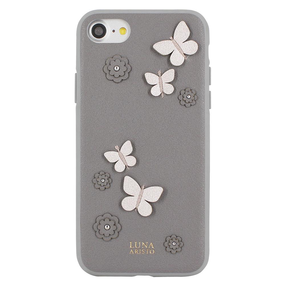 Luna Aristo Dale Case Grey For iPhone 7/8/SE 2020 (LA-IP8DAL-GRY)