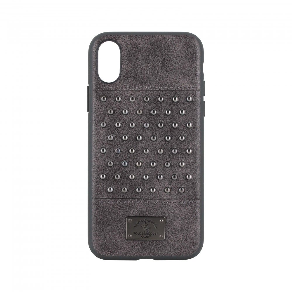 Polo Staccato For iPhone X/XS Grey (SB-IPXSPSTA-GRY)