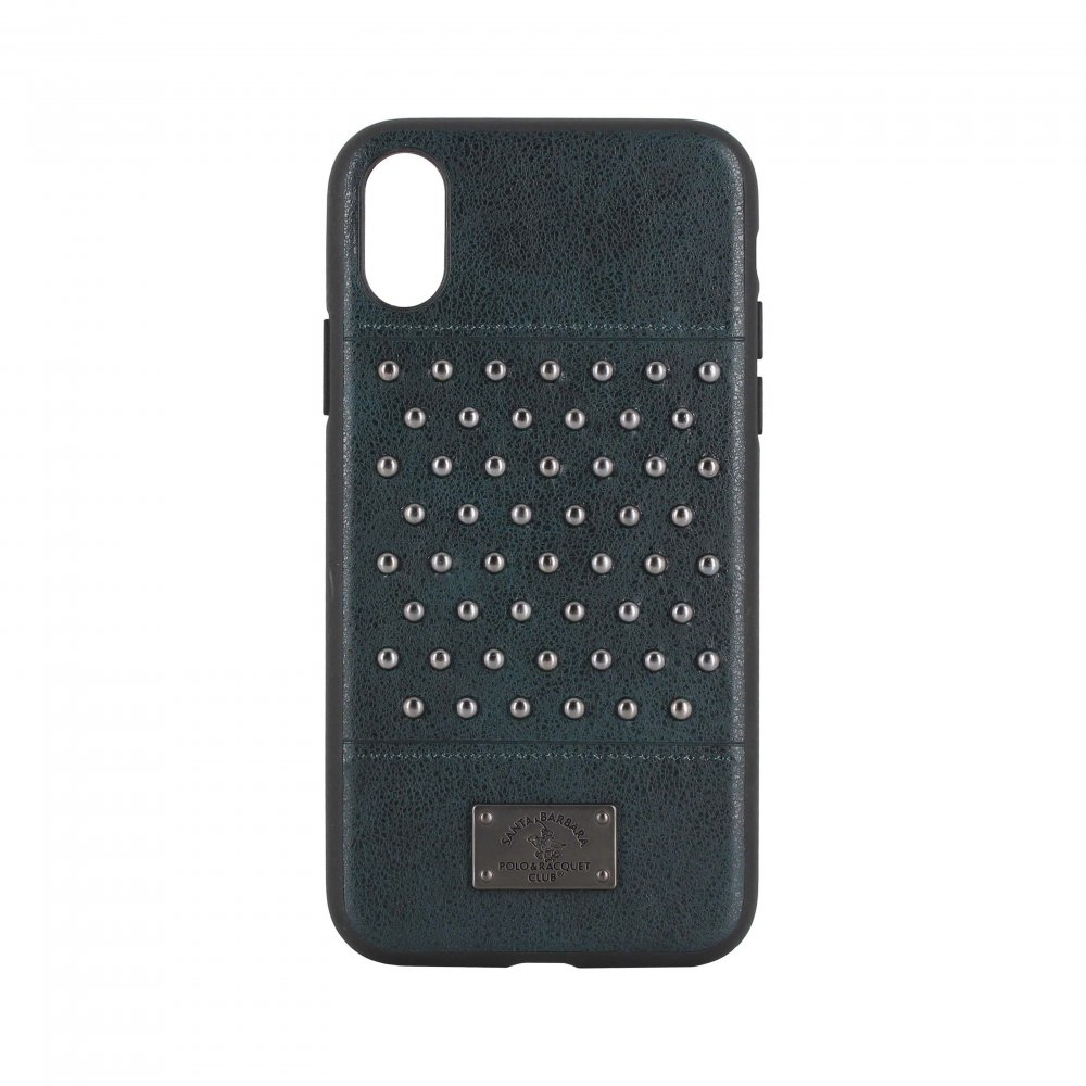 Polo Staccato For iPhone X/XS Green (SB-IPXSPSTA-GRN)