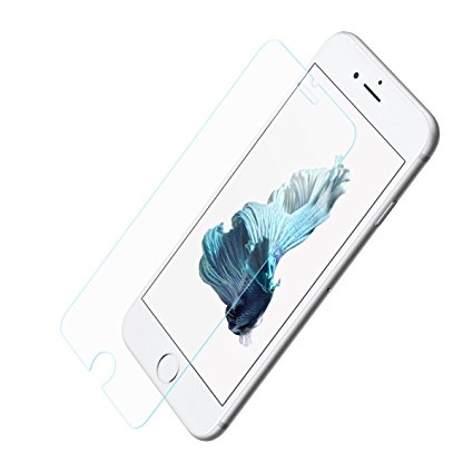 Baseus 0.3mm Full-glass Tempered Glass For iPhone 7/8 Transparent (SGAPIPH7-ESB02)