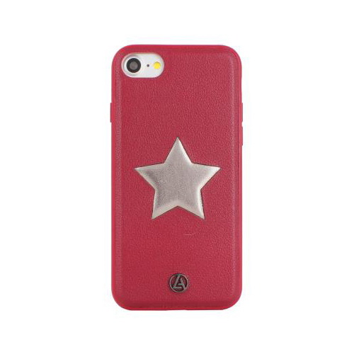 Luna Aristo Astro for iPhone 7/8/SE 2020 Maroon Red (LA-IP7STAR-RED)