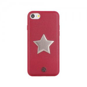 Luna Aristo Astro for iPhone 7/8/SE 2020 Maroon Red (LA-IP7STAR-RED)