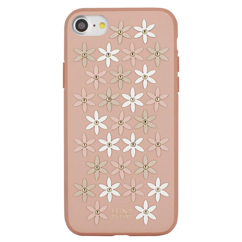 Luna Aristo Daisies Case Pink For iPhone 7/8 Plus (LA-IP8DAS-PNK-1)
