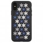 Luna Aristo Daisies Case Black For iPhone X/XS (LA-IPXDAS-BLK)