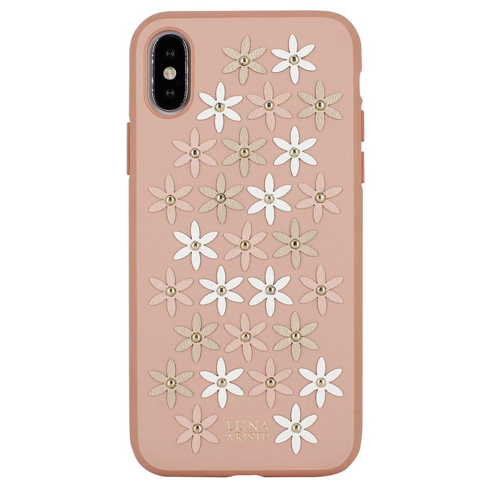 Luna Aristo Daisies Case Pink For iPhone X/XS (LA-IPXDAS-PNK)
