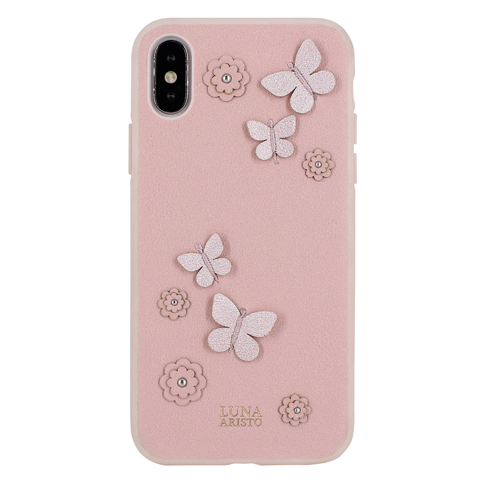 Luna Aristo Dale Case Pink For iPhone X/XS (LA-IPXDAL-PNK)