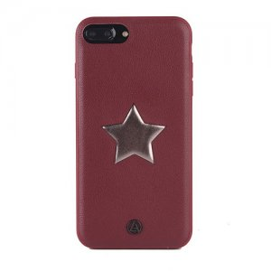 Luna Aristo Astro for iPhone 7/8 Plus Maroon Red (LA-IP7STAR-RED-1)
