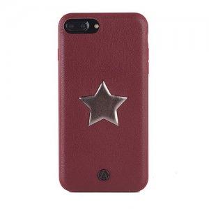 Luna Aristo Astro for iPhone 7/8 Plus Maroon Red (LA-IP7STAR-RED-1)
