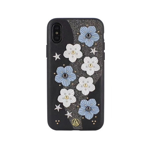 Luna Aristo Jasmine for iPhone X/XS Black (LA-IPXJSM-BLK)